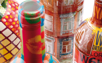 Customize your packaging decoration: the 3d inca sublimation